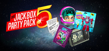 The Jackbox Party Pack 5 for Linux (2018) - MobyGames