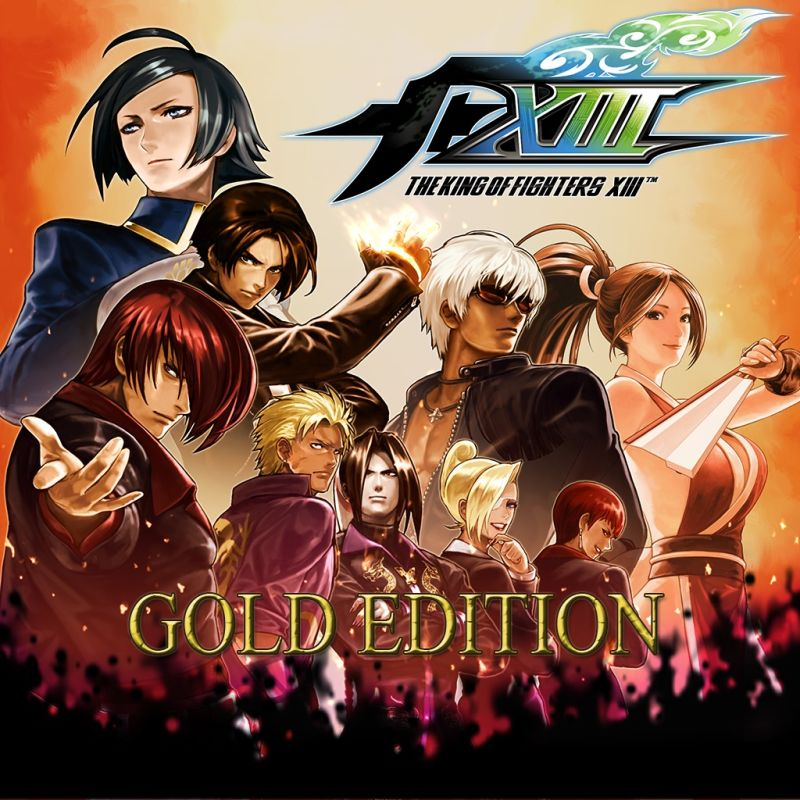 The King Of Fighters Xiii Gold Edition For Playstation 3 2013