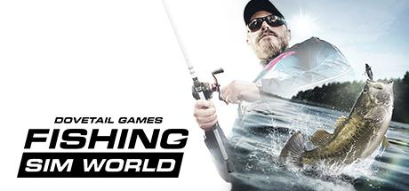 Fishing Sim World Windows Front Cover