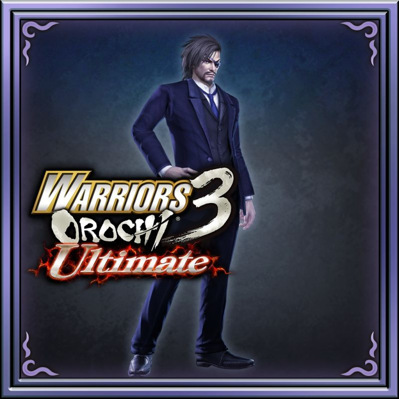 Jogo Warriors Orochi 3 Ultimate Ps4: Warriors Orochi 3 Ultimate: DW7 Original Costume Pack 2