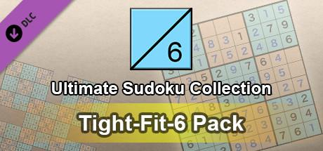 Ultimate Sudoku Collection: Tight-Fit-6 Pack