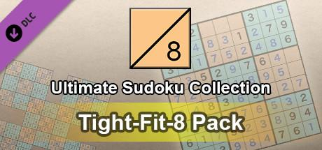 Ultimate Sudoku Collection: Tight-Fit-8 Pack