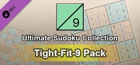 Ultimate Sudoku Collection: Tight-Fit-9 Pack
