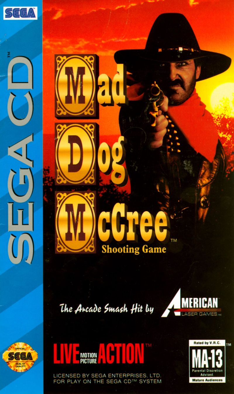 [7 Jogos Indispensáveis] - SEGA CD 50891-mad-dog-mccree-sega-cd-front-cover