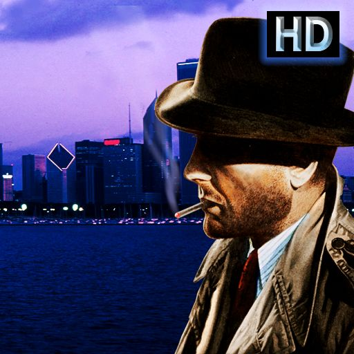 J.B. Harold: Blue Chicago Blues iPad Front Cover