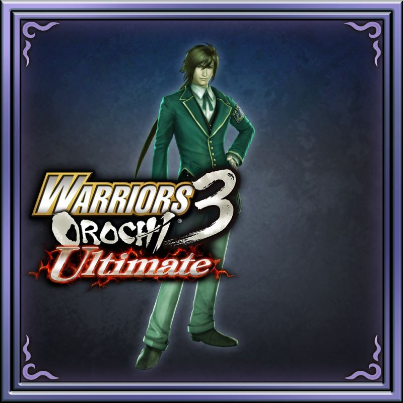 Warriors Orochi 4 Pc Download: Warriors Orochi 3 Ultimate: DW7 Original Costume Pack 4
