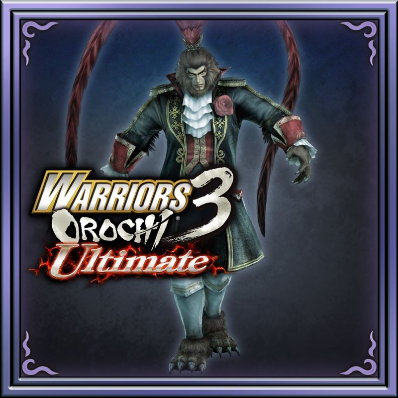 Warriors Orochi 3 Ultimate Xbox One: Warriors Orochi 3 Ultimate: DW7 Original Costume Pack 9