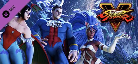 Street Fighter V: Darkstalkers Costume Bundle (2018) Windows