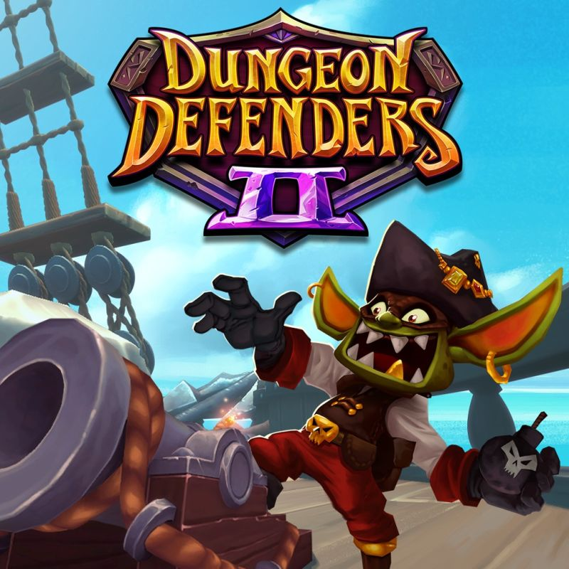 Dungeon Defenders II: Vanguard Pack 2018 pc game Img-1