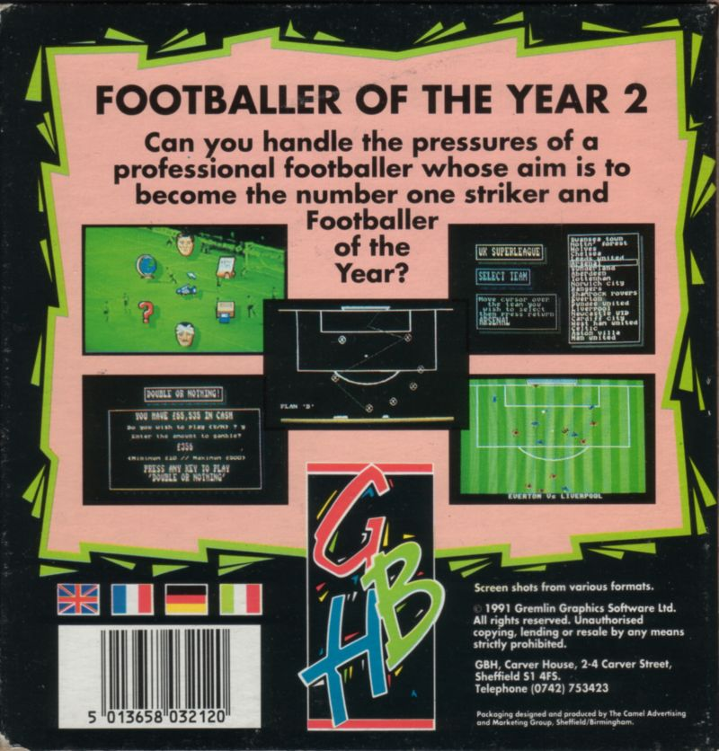 Quel jeu rétro selon vous mériterait un remake? - Page 2 51100-footballer-of-the-year-2-amiga-back-cover