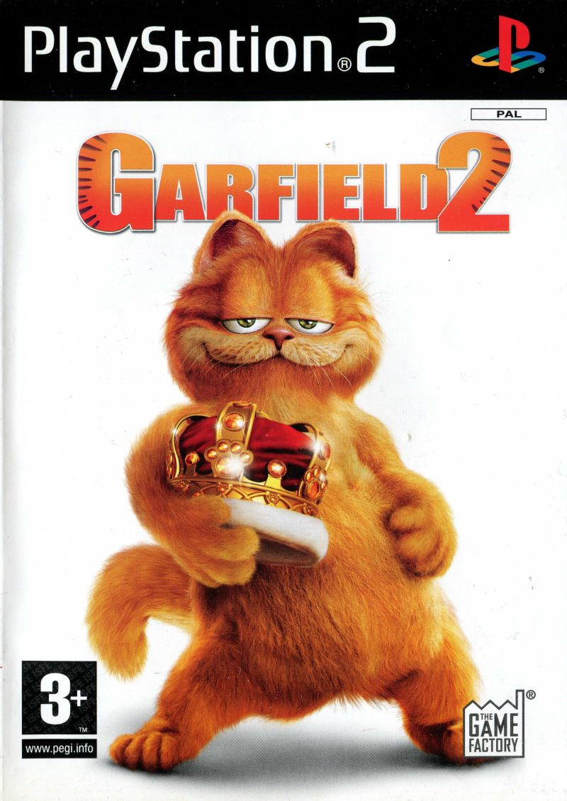 Garfield A Tail Of Two Kitties For Playstation 2 2006 Mobygames