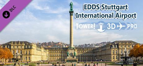 EDDS Stuttgart International Airport: Tower!3D Pro