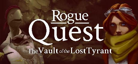 обложка 90x90 Rogue Quest: The Vault of the Lost Tyrant