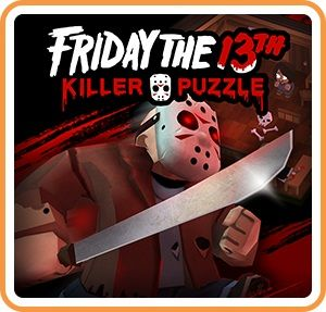 Friday the 13th: Killer Puzzle Nintendo Switch Front Cover