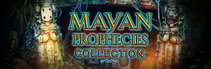 Mayan Prophecies: Collection Windows Front Cover