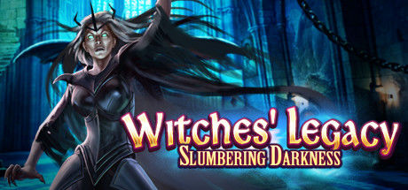 Witches' Legacy: Slumbering Darkness (Collector's Edition) Windows Front Cover