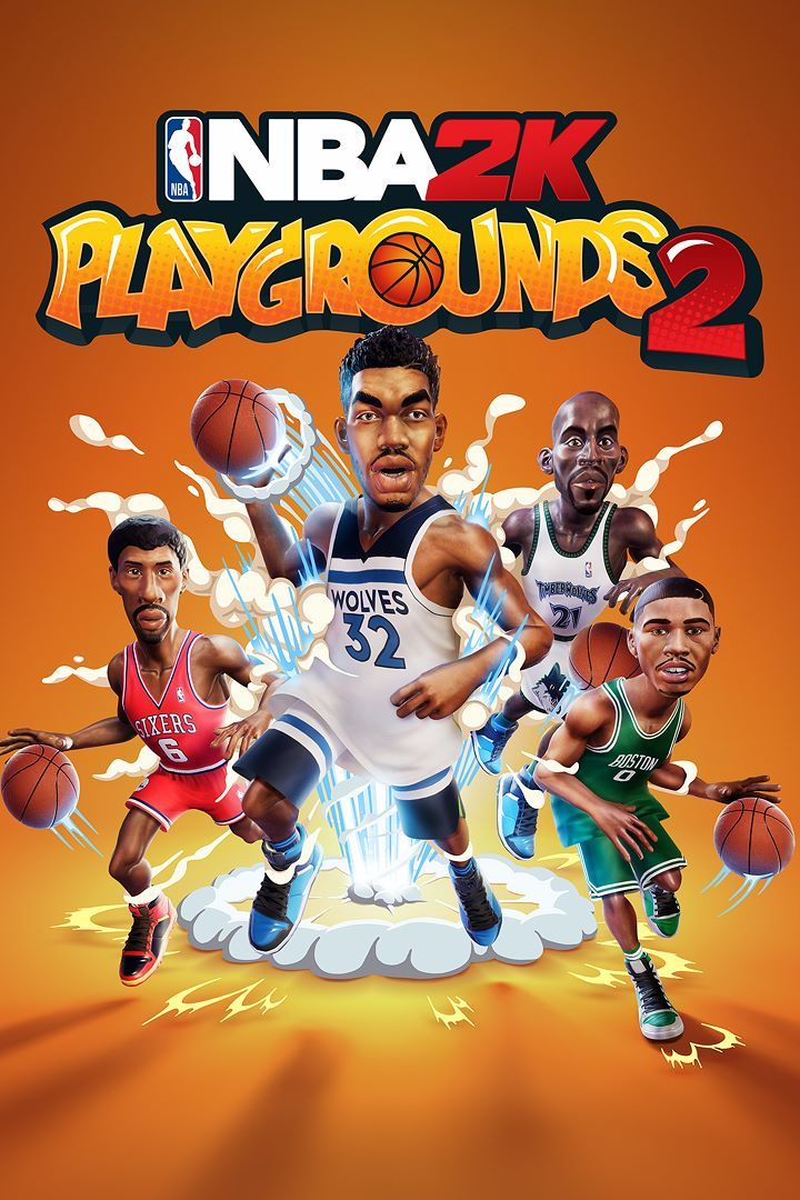 NBA 2K Playgrounds 2 for Xbox One (2018) - MobyGames