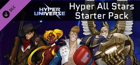 Hyper Universe: Hyper All Stars Starter Pack 2018 pc game Img-2