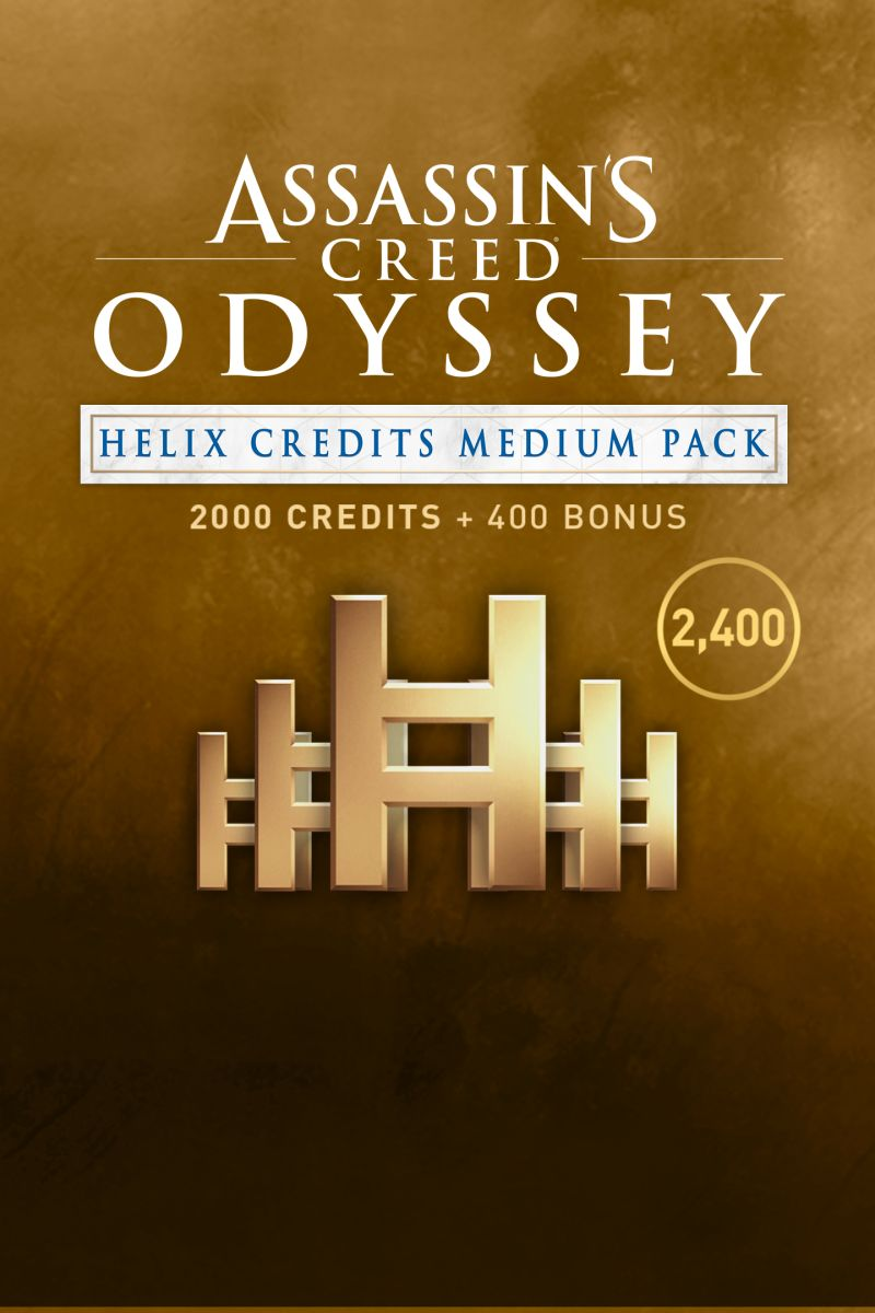 Assassin  x27 s Creed  Odyssey - Helix Credits Medium Pack Xbox One Front fa588cef4c7df