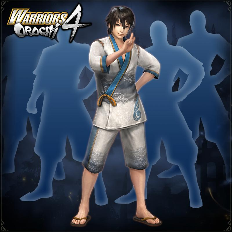 Warriors Orochi 3 Ultimate All Dlc Costumes: Warriors Orochi 4: Legendary Costumes Samurai Warriors