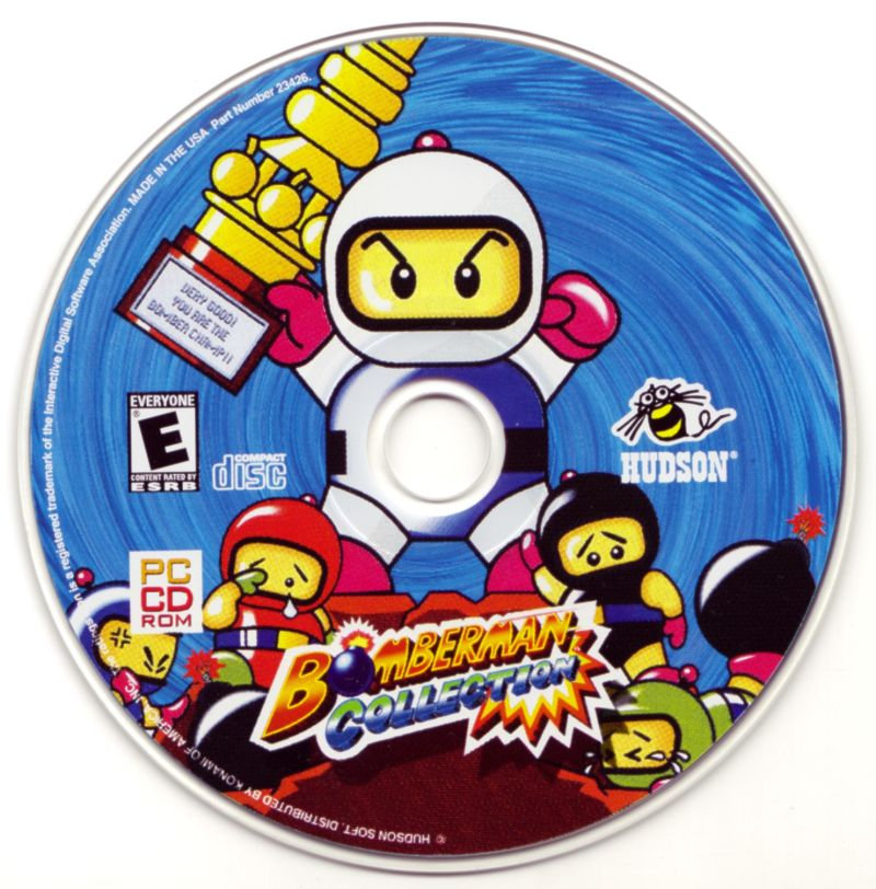Bomberman Collection Windows Media