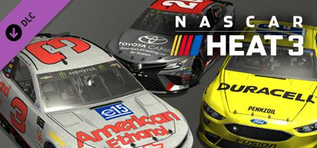 NASCAR Heat 3: October Pack Windows Front Cover