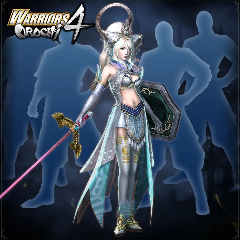 Warriors Orochi 4: Legendary Costumes Orochi Pack 1 For