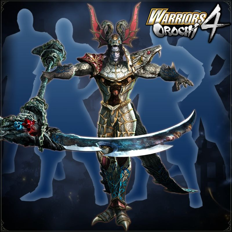 Warriors Orochi 4: Legendary Costumes Orochi Pack 2 For