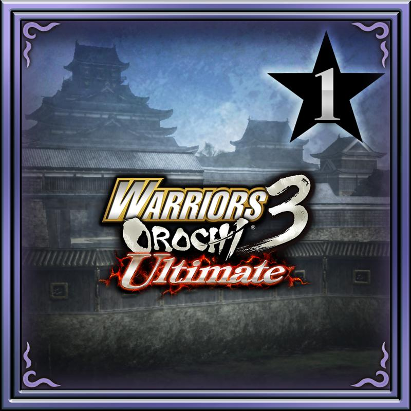 Warriors Orochi 4 Weapon System: Warriors Orochi 3 Ultimate: Stage Pack 1 For PlayStation 4