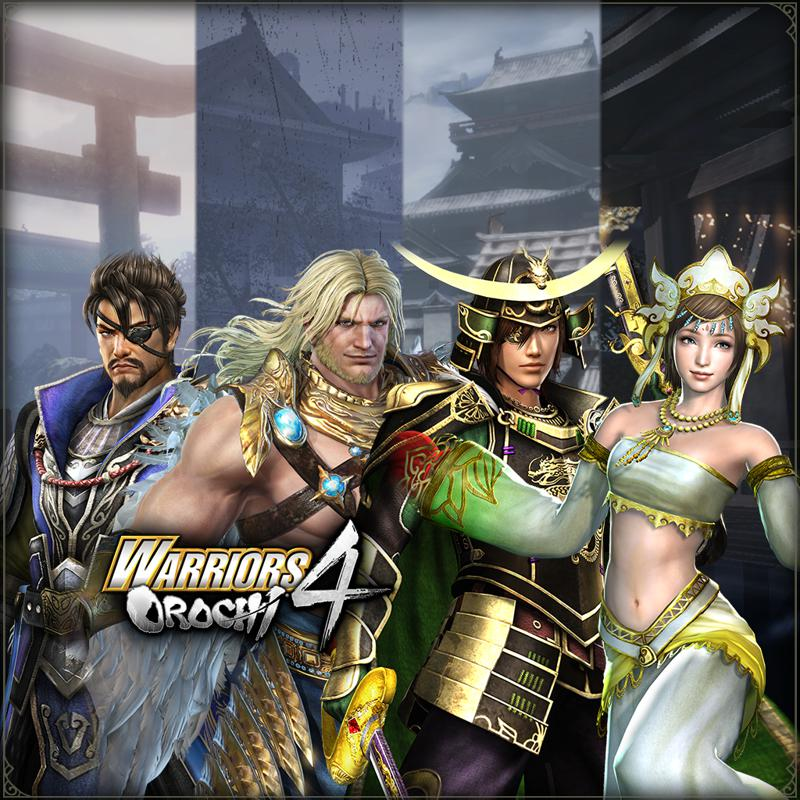 Warriors Orochi 4: Scenario Pack (2018) PlayStation 4