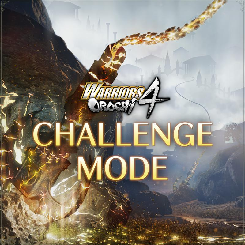 Warriors Orochi 4: Challenge Modes For PlayStation 4 (2018