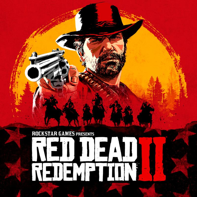 Red Dead Redemption II PlayStation 4 Front Cover