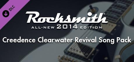 Rocksmith: All-new 2014 Edition - Creedence Clearwater Revival Song Pack