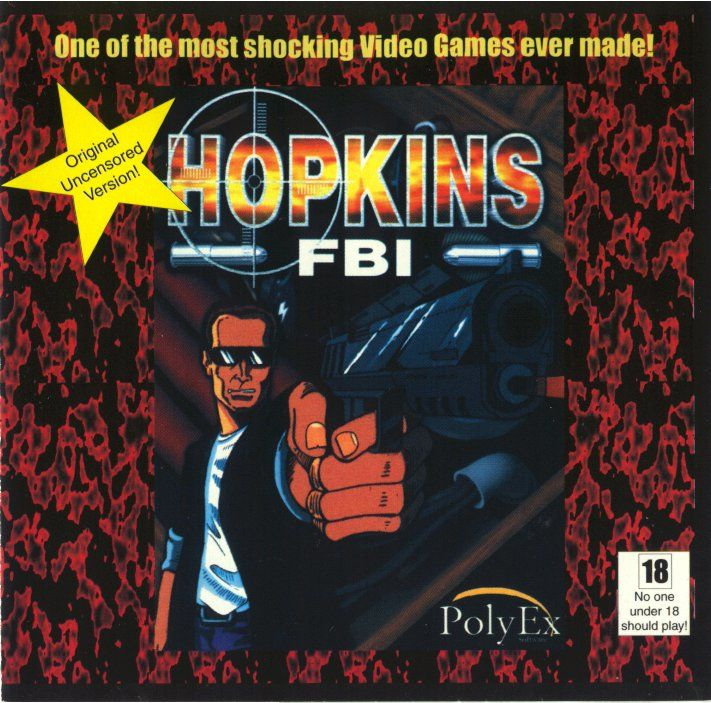 Hopkins FBI Windows Front Cover