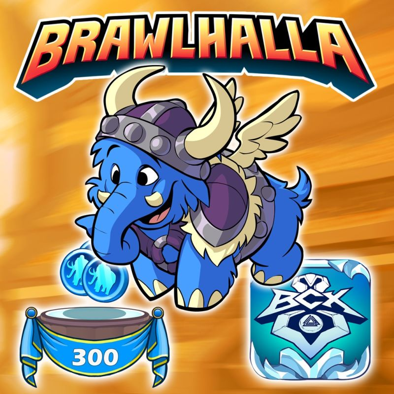 Brawlhalla: BCX 2018 Pack for Macintosh (2018) - MobyGames