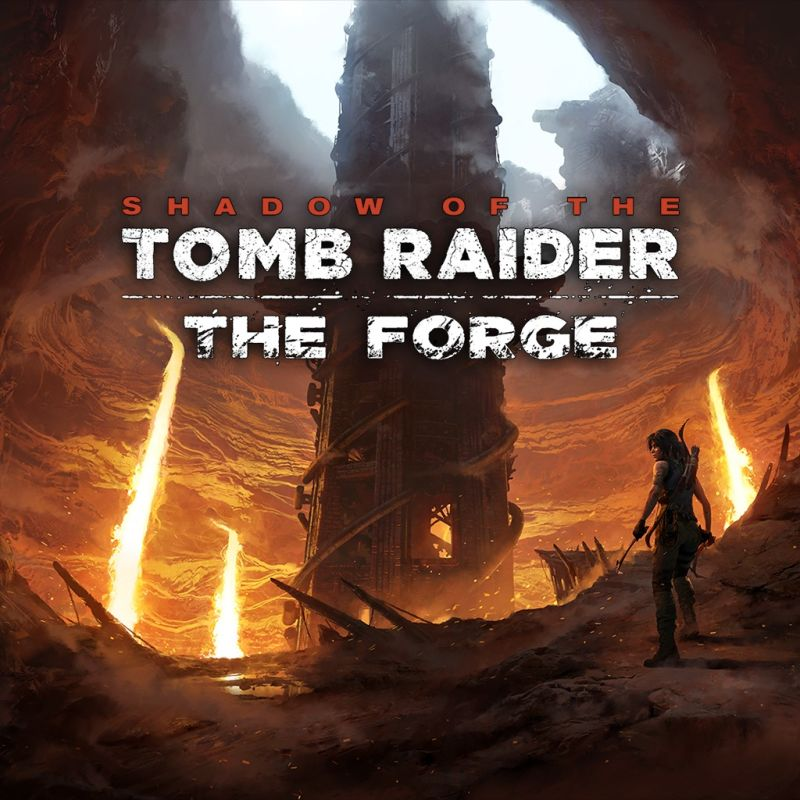 Shadow Of The Tomb Raider: Shadow Of The Tomb Raider: The Forge For PlayStation 4
