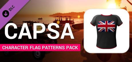 Capsa: Character Flags Patterns Pack