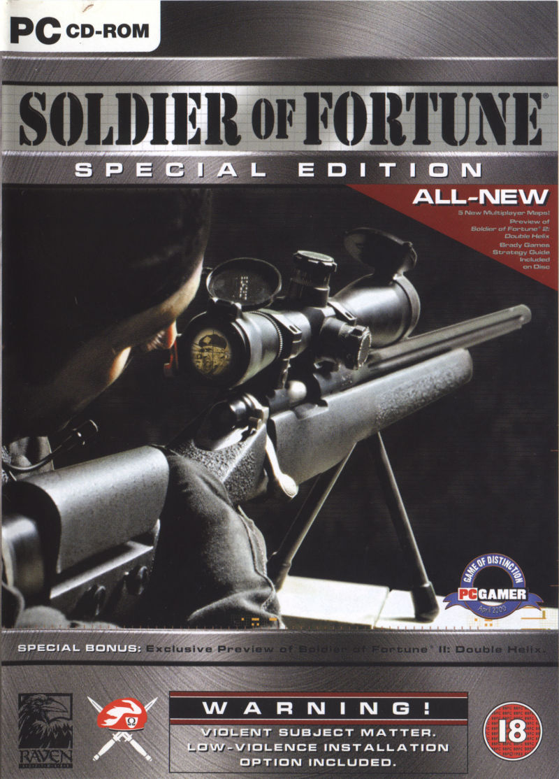 business soldier fortune bosnia latest front
