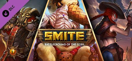 Smite: Battleground of the Gods - Starter Skins Bundle