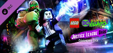 LEGO DC Super-Villains: Justice League Dark Character Pack