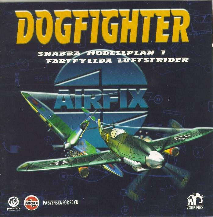 Airfix: Dogfighter Windows Front Cover