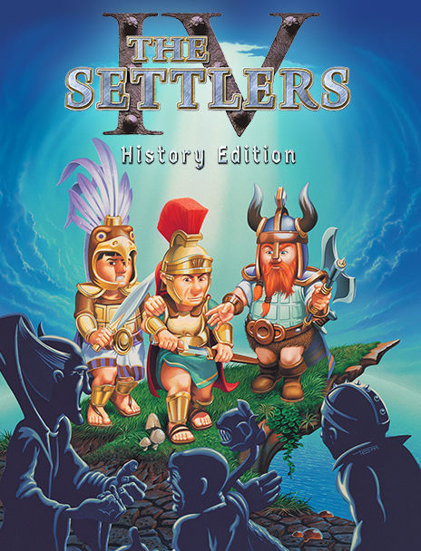 The Settlers IV: History Edition