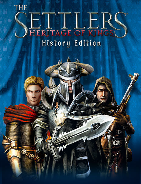 The Settlers: Heritage of Kings - History Edition