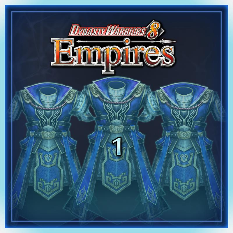 Dynasty Warriors 8: Empires - Edit Parts - Face and Hair and Accessory Pack 2015 pc game Img-2