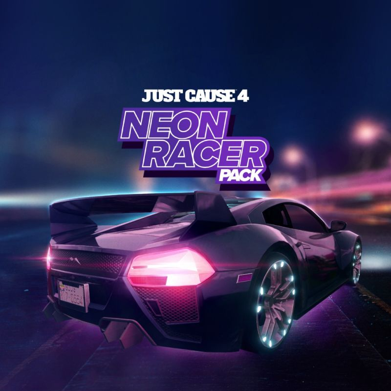 Just Cause 4: Neon Racer Pack for PlayStation 4 (2018) - MobyGames