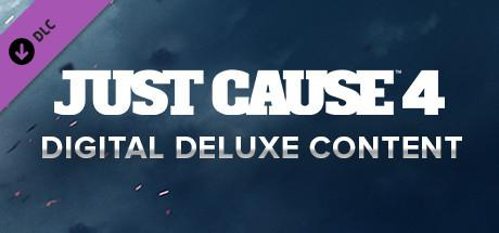 Just Cause 4: Digital Deluxe Content Windows Front Cover