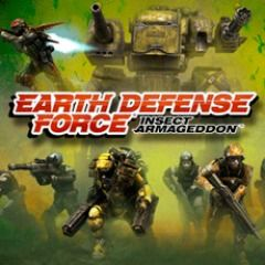 Earth Defense Force: Insect Armageddon - Jet Armor Weapons