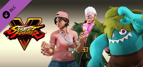 Street Fighter V: Story Costumes Bundle S1-S3