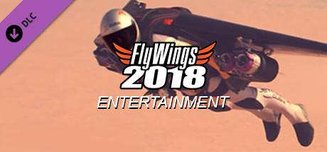 FlyWings 2018: Entertainment