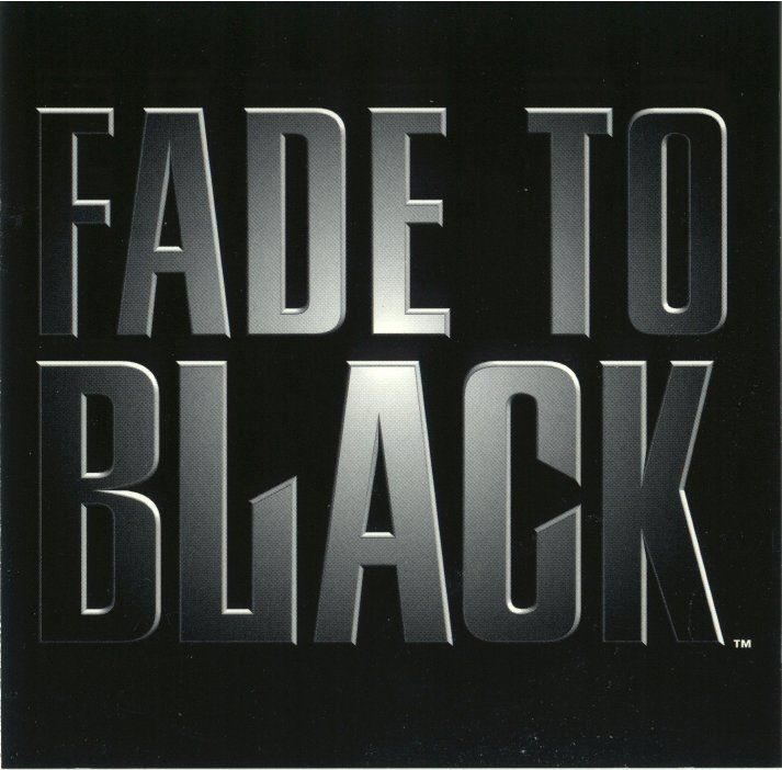 Fade to Black DOS Other Jewel Case - Front